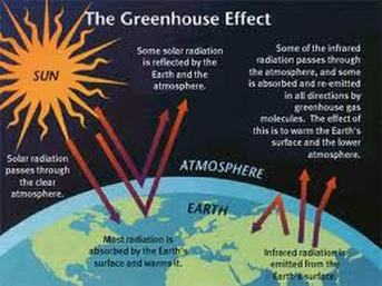 Environmental Threats And Damage on Greenhouse Effect Worksheet High School